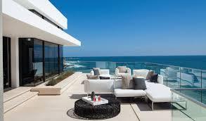 elegant modern design of the beach house open floor plans can be