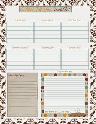 mormon planners monthly planner weekly planner thanksgiving
