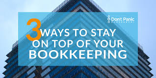 3 ways to be your bookkeeper u0027s favorite client don u0027t panic