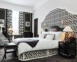 Black And White Zebra Bedrooms Bedroom Design Ideas For Black White Elegant Black And White
