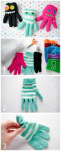 craftaholics anonymous how to make glove monsters tutorial