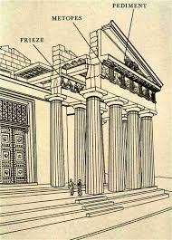 Parthenon Interior Pictures Of The Parthenon