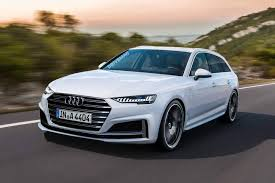audi a4 here u0027s what the facelifted 2019 audi a4 family will look like