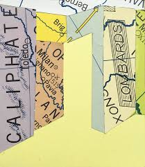 Off The Map Off The Map Ii 19 Collage Paper Maps
