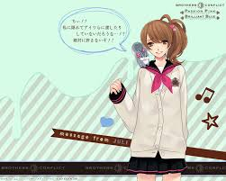 louis brothers conflict ema asahina from brothers conflict