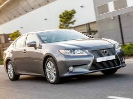 are lexus cars quiet lexus es review cars co za