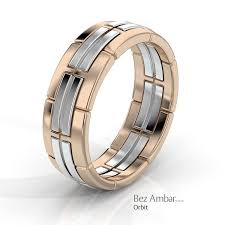 modern wedding rings for men the significance of men s wedding bands