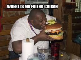 Fat Black Kid Meme - fat black guy memes quickmeme