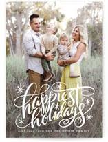 holiday cards minted