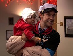 Popeye Olive Oyl Halloween Costumes Screen Junkies