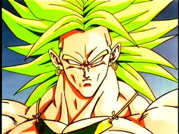 image dbz broly form 2 jpg villains wiki fandom powered wikia