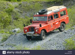 range rover truck conversion land rover serie 2a 109 station wagon lwb as an austrian fire