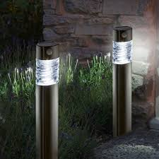 Landscaping Lights Solar Solar Garden Lights Pharos Pack Of 2