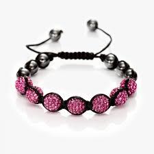 bracelet shamballa diy images How to make a shamballa style bracelet jpg