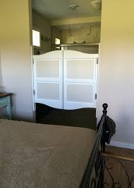 Kitchen Saloon Doors Double Arch Poplar Cafe Doors Saloon Swinging Doors 24