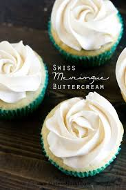 swiss meringue buttercream lightly sweet smooth homemade frosting