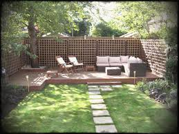 garden and patio small spaces backyard landscape house design with