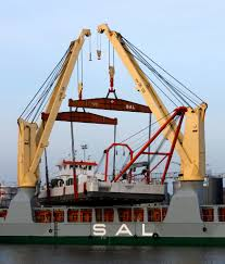 The 500 Tons Heavy Floating Crane Hassan In The Derricks O U2026 Flickr