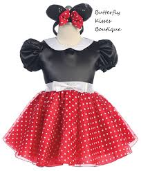 minnie mouse costume minnie mouse toddler costume on storenvy