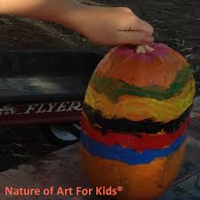 autumn nature inspired art and craft ideas for kids classroom
