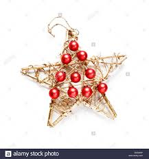decoration with baubles as tree and gold