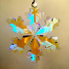 aliexpress com buy 89mm 10pcs ab crystal snowflake chandelier