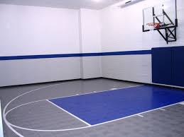 Basketball Court In Backyard Cost by Outdoor Sport Flooring Recreation Installations