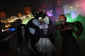 queen mary dark harbor halloween horror on the high seas