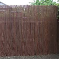 how to make willow fence panels best house design