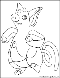 psychic pokemon coloring pages images pokemon images