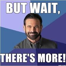 Shamwow Meme - mrw i see two billy mays memes in less than a couple of hours