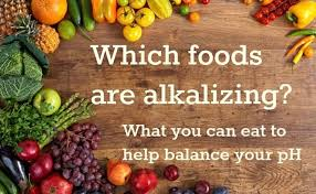 what you should eat to balance your ph and alkalize your body