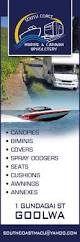 Boat Upholstery Sydney South Coast Marine And Caravan Upholstery Camper Trailers