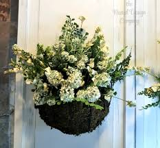 Wall Sconce Floral Arrangements How To Make Candle Lantern Wall Sconces The Nested Design Company