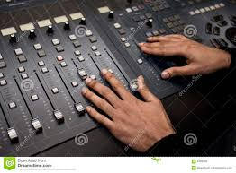 Recording Studio Mixing Desk by Studio Mixing Desk Royalty Free Stock Images Image 4489939