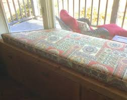 window seat cushion etsy