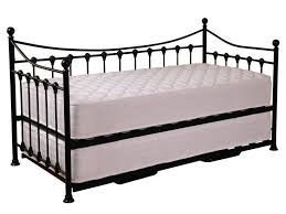 full size bed with trundle twin size louis philippe dark cherry