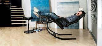 varier balans original zero gravity recliner beech wood