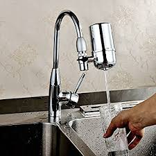 water filter kitchen faucet amazon com water filter faucet filtro de agua tap water filter