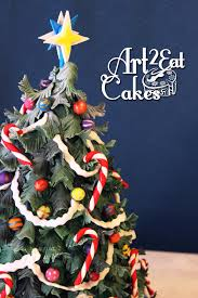 Learn To Decorate Cakes At Home Christmas Tree Cake Tutorial