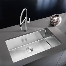 stainless steel sinks in the kitchen design necessities