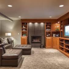 Tenhulzen Residential Family Room Entertainment Center - Family room entertainment