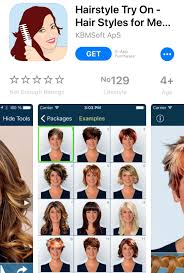 haircut based on your shape these apps determine the perfect hairstyles for your face shape