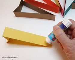 Stick Paper Ink U0026 Glue Ink And Glue