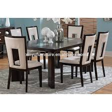 modern wooden dining table and chair set xyn1476 buy modern