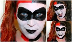 original halloween makeup original harley quinn makeup tutorial youtube