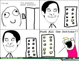 Meme Buttons - push all the buttons by wolfheart21 meme center