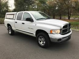 dodge ram 1500 cap 05 dodge ram 1500 crew cab v8 4x4 automatic up truck with
