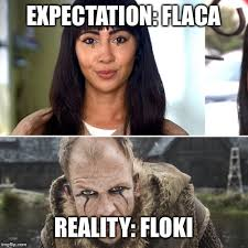 Eyeliner Meme - flaca imgflip