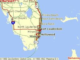 map of ft lauderdale fort lauderdale fl traveling information fort lauderdale florida